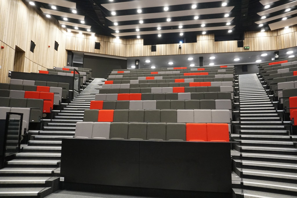 Lecture theatre 1 - Reading
