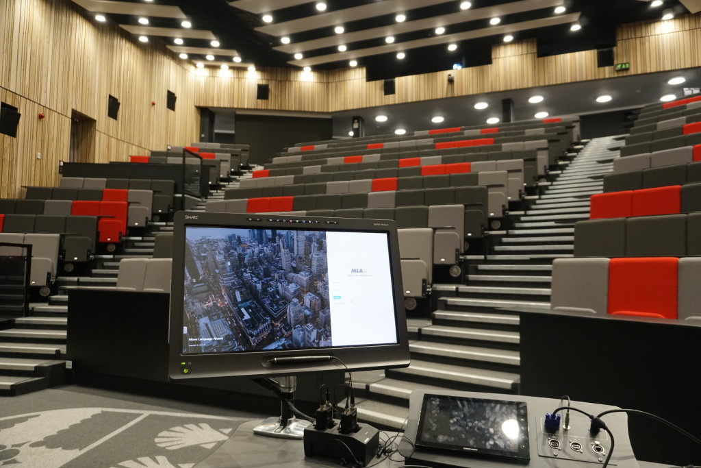 Lecture theatre 2 - Reading