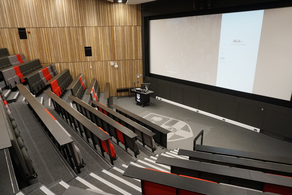 Lecture theatre 3 - Reading